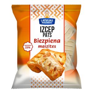 Biezpiena maizītes IZCEP PATS (min 7 gab.), 400g