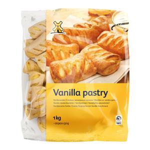 Mini maizītes ar vaniļas garšu LATVIJAS MAIZNIEKS 20 gab., 1Kg