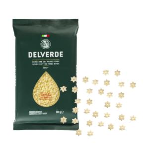 Pasta DELVERDE Stelline, 500g