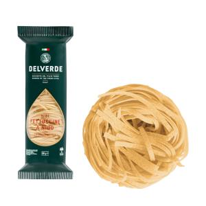 Pasta DELVERDE nūdeles ligzdas Fettuccine, 250g
