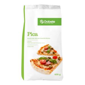 Pica Dobele maisījums mīklas pagatavošanai, 400g