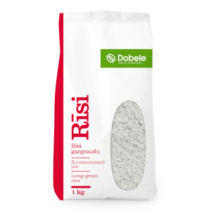 Rīsi Dobele gargraudu 1kg