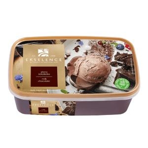 EKSELENCE šokolādes saldējums, 1l/480g